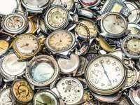 Stare tarcze zegarków