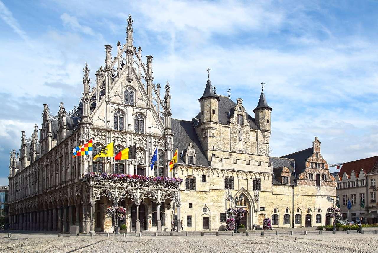 Ratusz w Mechelen (Belgia)
