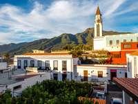 Kościół w El Paso na wyspie La Palma (Hiszpania)
