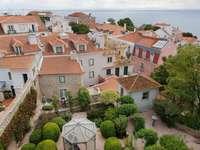 Zabudowania Alfamy (Portugalia)
