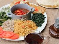 Jawajskie danie pécel