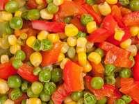 Warzywa konserwowe puzzle online