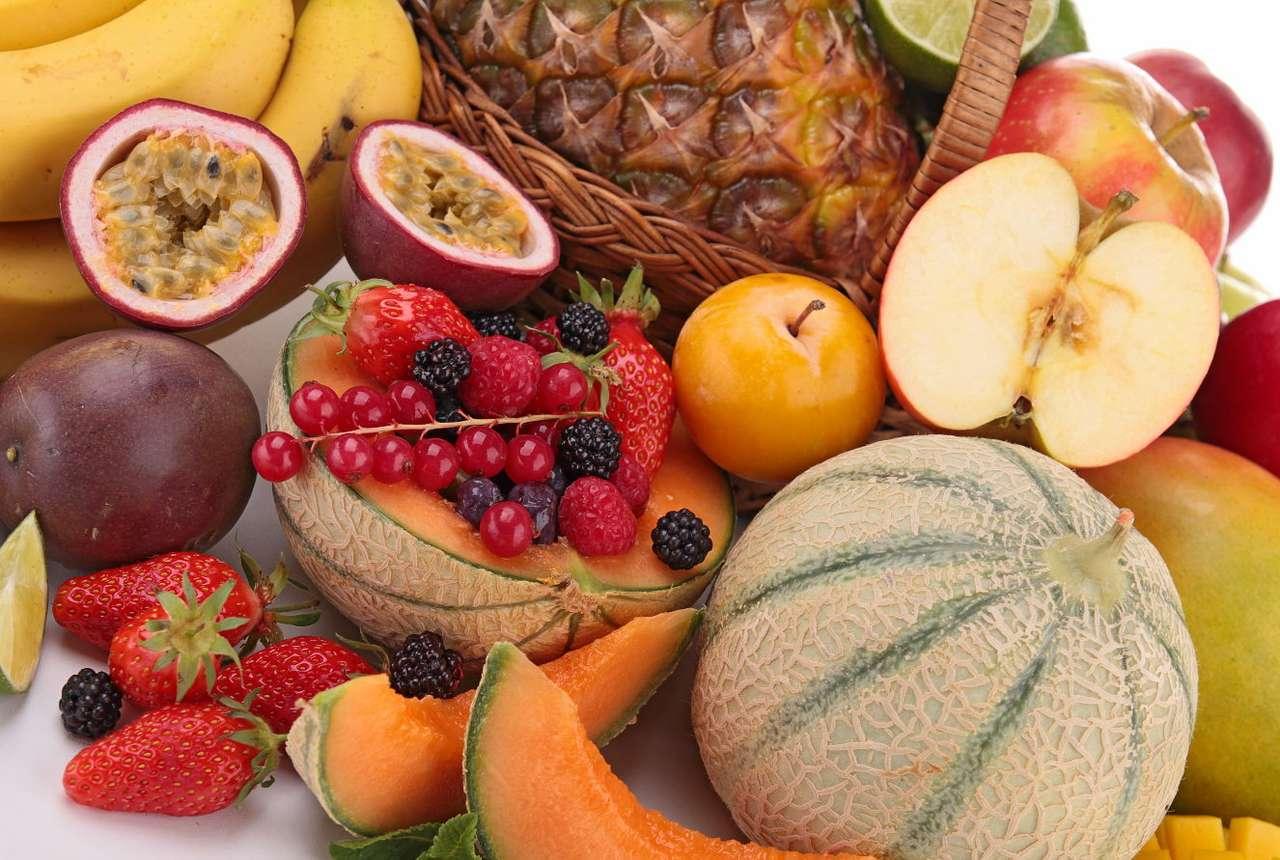 Kompozycja owoców