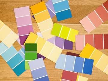 Kolorowe wzorniki