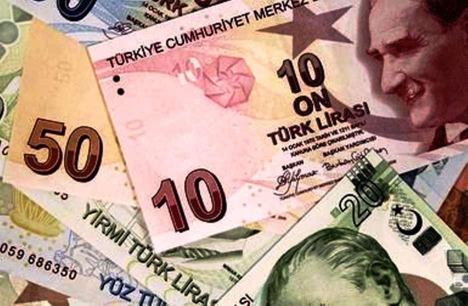 Diğer / Diğerleri - Banknoty tureckie (lira) (18×12)
