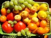 Skoro lato, to owoce....