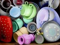 Porcelna ...  a raczej fajans ;))