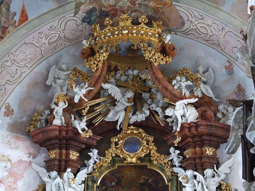 Klasztor w Krzeszowie