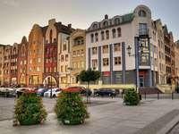 Elbląg - Stare Miasto