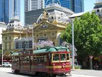 tramwaj w Melbourne