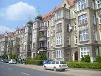 Szczecin, ul. J. Słowackiego c.d.