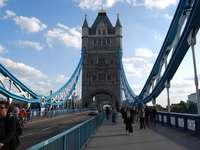 Londyn, Tower Bridge