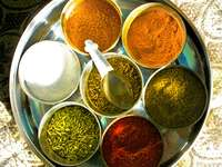 Indyjskie przyprawy