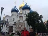 Monasterio de San Sergio - San Petersburgo