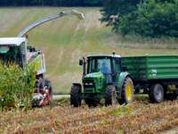 Claas Jaguar 860 i JD