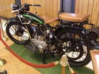 motocykl D-Rad