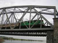 most kolejowy w Tczewie
