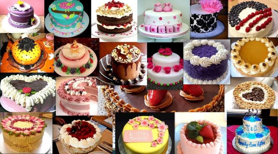 Słodkości-torty