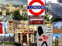 Londyn-collage