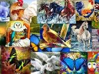 Fauna w malarstwie