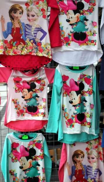 kolorowe koszulki