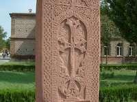 Chaczkar (kamienny krzyż) w Armenii