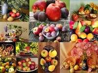 Jabłka, gruszki i śliweczki