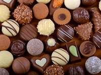 Uwielbiam czekoladę