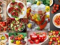 Pomidorki...pyszne i zdrowe