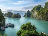 Blokada  - The Amazing Race - Wietnam