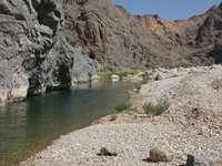 W górach Omanu