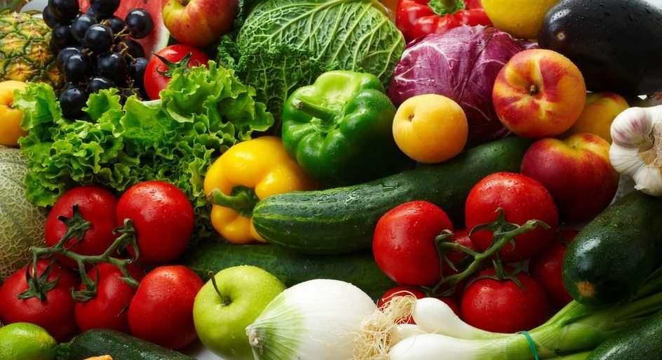 Gemüse puzzle