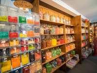 Boutique de bonbons 3 puzzle