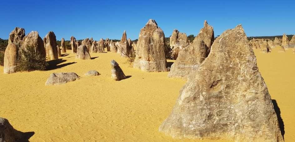 The Pinnacles, Australia Zachodnia