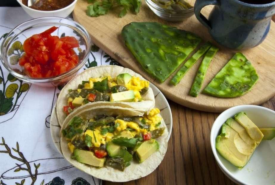 kuchnie świata :meksykańska puzzle online