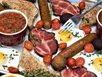 kuchnie świata :angielska