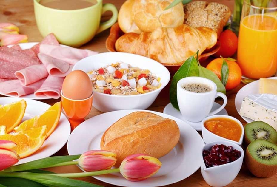 Frühstück puzzle