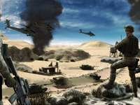 Desert Operations Puzzle # 1 puzzle ze zdjęcia