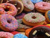 Ponczusie donutki