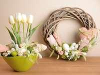 Wiosenna dekoracja