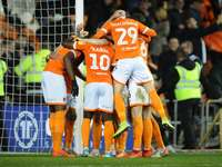 Blackpool Goal Celebration Jigsaw
