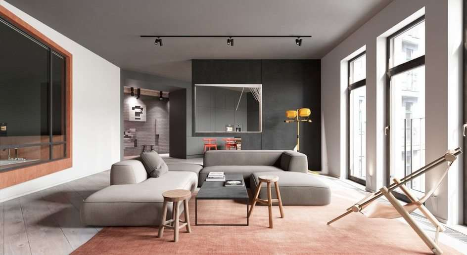 Pokój Grey Hue