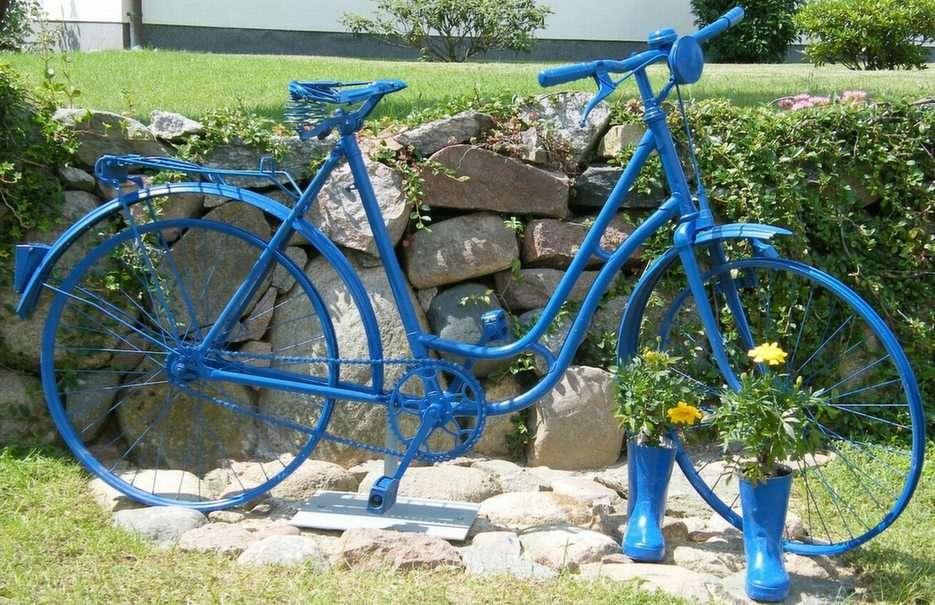 Rower czy kwietnik?