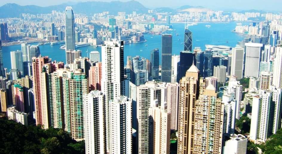 Hong Kong wg znajomych