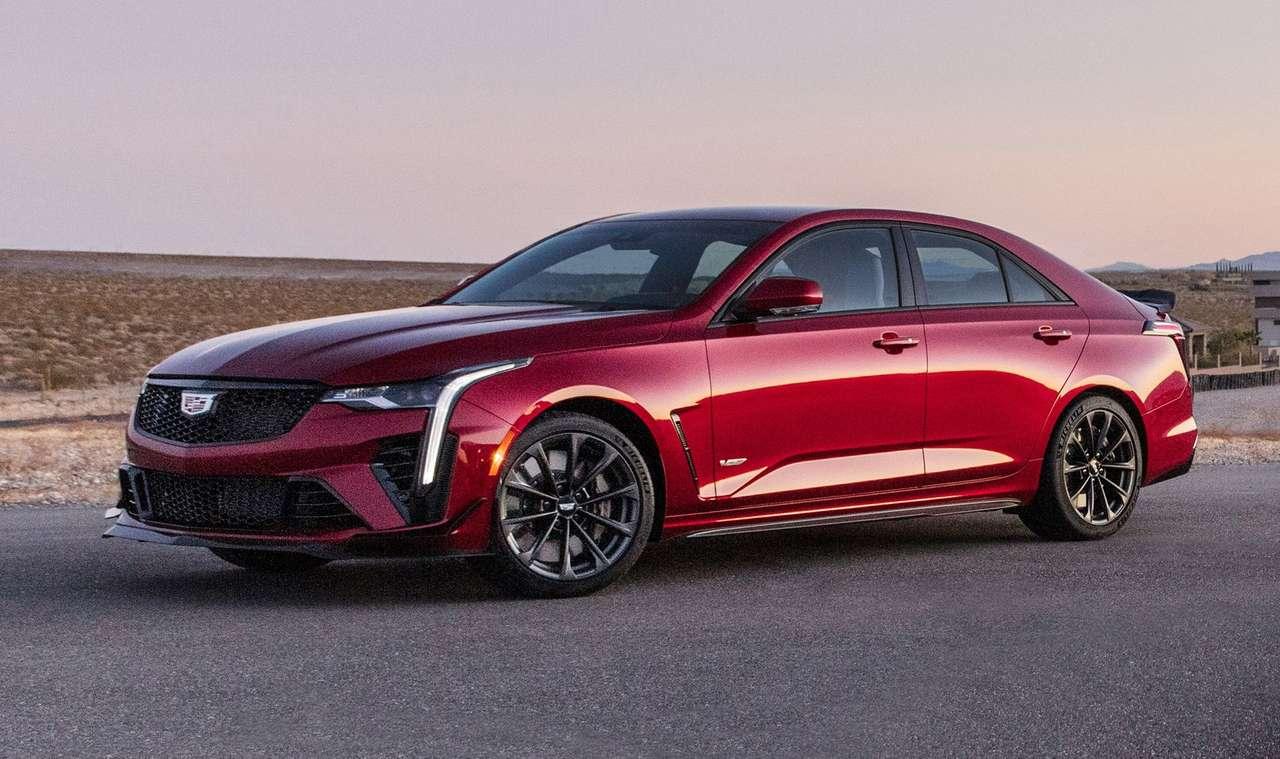 Cadillac CT4 V.