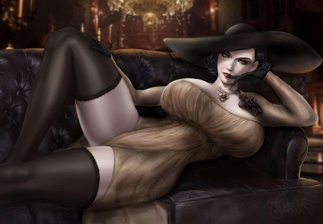 Lady Dimtrescu