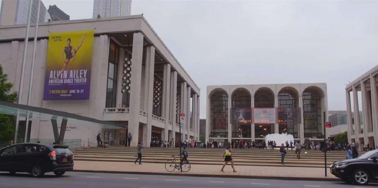 Lincoln Center - Nowy Jork