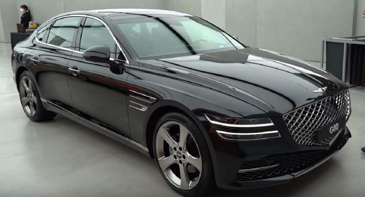 Genesis G70 Sedan