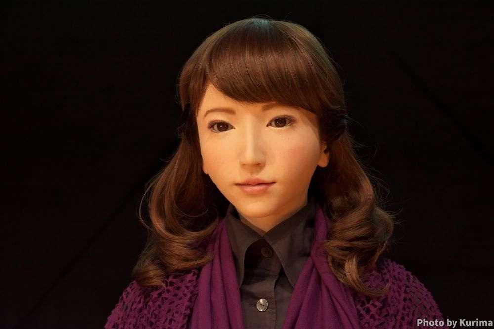 Ericka Robot