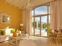 Luksusowy Apartament - Santo Domingo puzzle ze zdjęcia